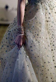 starry gown ♡ teaspoonheaven.com