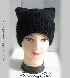 шапка с ушками кошка шапка с ушками
