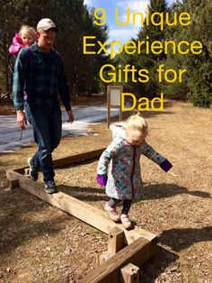 Experience Gifts for Dad - Parenting the Principal