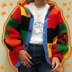 Cute Crochet, Knit Crochet, Crochet Style, Crotchet, Crochet Clothes, Diy Clothes, Retro Outfits, Cute Outfits, Harry Styles Concert