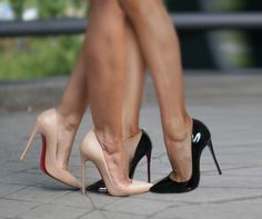 """As one shoe said to the other, """"Do you get my point!"""""""