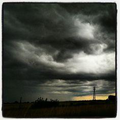 Ciel sky dark sombre