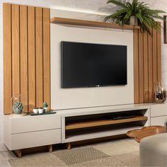 Tv Unit Interior Design, Tv Unit Furniture Design, Bedroom Furniture Design, Bedroom Bed Design, Modern Tv Unit Designs, Living Room Tv Unit Designs, Tv Rack Design, Minimal House Design, Living Room Partition Design