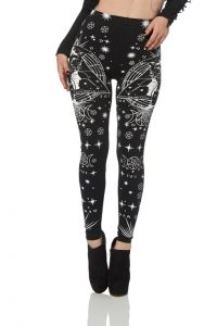 Occult Symbol Leggings