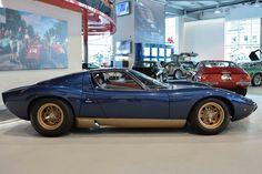 1970 Lamborghini Miura - S