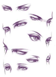 Учебник. Глаза | 159 фотографий