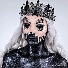 Amazing! Rate it 1-10! By @simple.symphony FOLLOW us @crazy.makeups for more.... Use #crazymakeups to be featured! 2nd page: @crazy.cosplays Please note that everything shared on this page is make-up and NOT real! #fx #sfx #specialeffects #illusion #motd #makeupinspiration #mua #mask #horror #crazy #makeup #halloween #facepaint #pumpkin #pumpkincarving #art #halloweenmakeup #bodypaint #instamakeupartist #sfxmakeup #makeupartists #bodyart #makeupmurah #makyaj #maquillage #awesomearts #taga