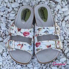 Em clima de primavera, tem que ter um #Campesí que combine com vestidinhos mais casuais e que, ao mesmo tempo, fique bem com jeans no dia-a-dia. #shoes #primavera