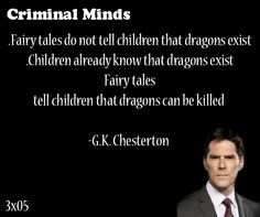 Fairy tales do not tell children that dragons exist. Children already know that…