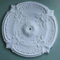 French Style Plaster Ceiling Rose   Diameter 760mm   LPR005