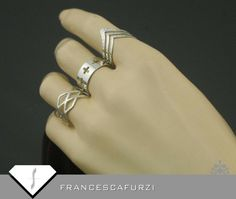 Francescafurzi #jewellery is the expression of thought wherein the jewel is a completion. Visit us at http://francescafurzi.com/ for more.