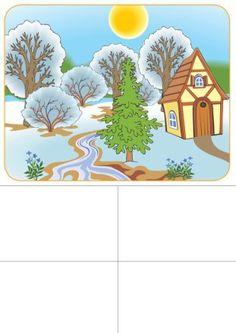 Seasons Activities, Fun Activities For Kids, Science Activities, Family Activities, Crafts For Kids, Month Weather, Weather Seasons, Teaching Weather, File Folder Games
