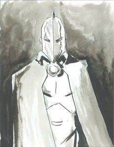 Dr Fate by Jeff Lemire Dc Doctor, Dr Fate, Comic Art, Comic Books, Justice League Dark, Dc Comics Art, Dc Heroes, Dark Horse, Comic Character