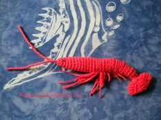Crochet Sea Creatures, Crochet Animals, Crochet Toys, Free Crochet, Modern Crochet Patterns, Fish Patterns, Stuffed Animal Patterns, Diy Stuffed Animals, Nautical Crochet