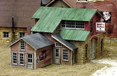 Model Railroad Shops | Bill's Machine Shop