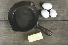How To Clean And Restore Cast Iron Pans by Food Storage Moms