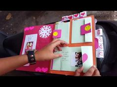 65 Ideas Birthday Surprise Ideas For Best Friend How To Make Couple Scrapbook, How To Make Scrapbook, Funny Birthday Cards, Birthday Diy, Happy Birthday, Handmade Scrapbook, Diy Scrapbook, Scrapbooking, Best Friend Birthday Surprise