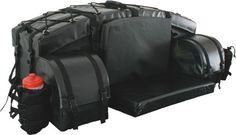 Atv Tek Arch Series Atv Cargo Bag Black 36X19X14 Acbblk