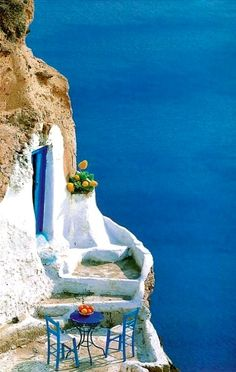 The blue.. of Aegean Sea, Greece | by George Meis