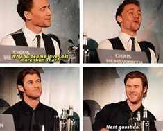 Tom Hiddleston is as good a reason as any…