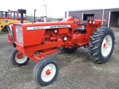 allis chalmers tractors | Allis-Chalmers 170 Details