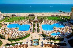 Bulgaria: Sunny Beachin ehdottomasti paras hotelli!  http://www.finnmatkat.fi/Lomakohde/Bulgaria/Sunny-Beach/Majestic-Beach/?season=kesa-2014 hashtag #Finnmatkat