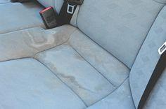 Flecken auf Sofa, Teppichboden oder Autositzen sind ärgerlich – weg mit dem Schmutz. Wir verraten Hausmittel-Tricks, die fast nichts kosten
