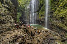 Madakaripura Waterfall, East Java
