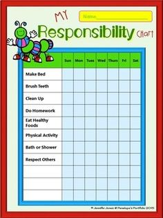 Chore Charts FREE - Chores, Healthy Habits, Manners, Responsibility, and More! Good Behavior Chart, Home Behavior Charts, Reward Chart Kids, Kids Rewards, Chore Chart Kids, Behaviour Chart, Kids Behavior, Chore Charts, Chore Rewards