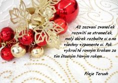 vánoční přání text - Hledat Googlem Christmas And New Year, Christmas Bulbs, Christmas Cards, Quilling Cards, Advent, Scrapbook, Holiday Decor, Bella, Christmas E Cards