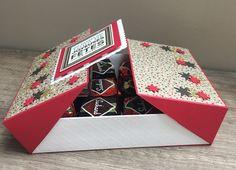 Une boite à chocolats  – Scrap with Steph:  22-09-2016