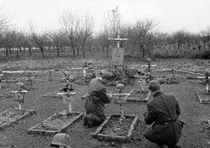 Mogili vengrov v Vinnice 1942