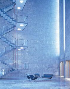 National Bank, Copenhagen, Denmark - Arne Jacobsen