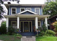 Linday House, c.1913, Highlands Neighborhood, Birmingham, Alabama