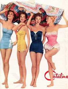 Catalina swimsuits