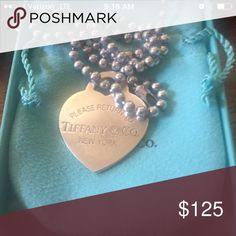 Tiffany necklace Tiffany necklace ! Tiffany & Co. Jewelry Necklaces