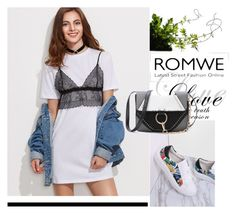 """""""ROMWE 5"""" by aida-1999 ❤ liked on Polyvore featuring vintage"""