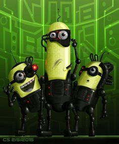 Borg Minions
