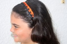 Sports Woven Non Slip Headband Great for School by bowsforme, $8.99