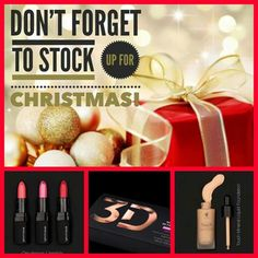 Great stocking stuffers from Younique!
