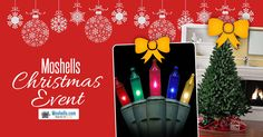 Decorate Your Home for the Holiday Season at Affordable Prices at Moshells.com