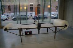 Ontbubblewrapper by Peter Zegveld, 2013 (eigen foto)