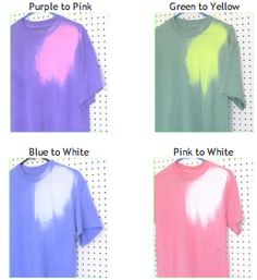 remember hypercolor t-shirts?