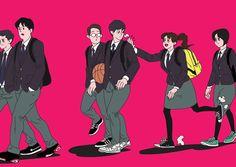 Way to school - Kim Jungyoun