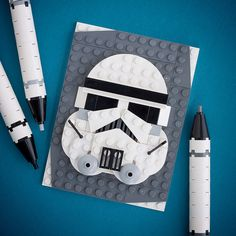 Brick Sketches - very cool series all made out of Lego