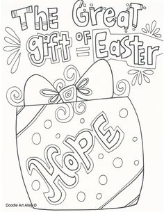 """He is Risen"" coloring page He is Risen Pinterest"