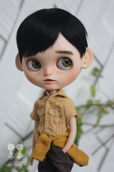 Commission Blythe Boy : Makoto Kun | by little dolls room