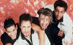 G Squad – Raide Dingue De Toi Boys Band des années 90 !
