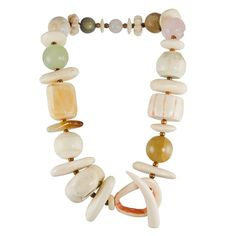 David Navarro - Iconic DAVID NAVARRO Antique Bead Necklace