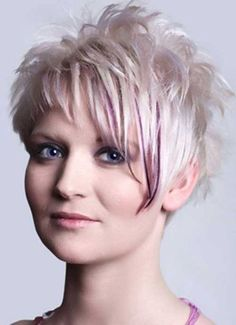 Really Trendy Asymmetrical Pixie